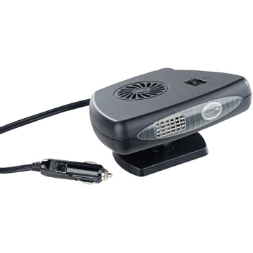 12V car heater with timer