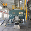 1- 20 ton industrial oil gas fired steam boiler