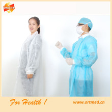 Disposable sterile clinic gowns