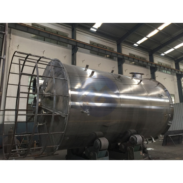 High quality Polishing storage tank