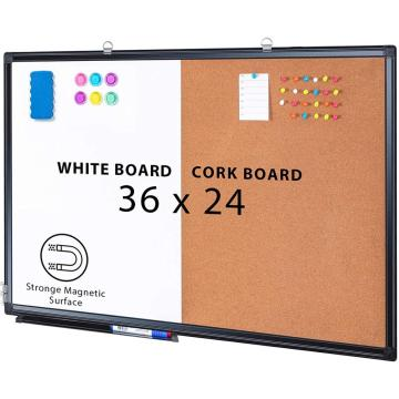 Classroom Hanging Message Board and Whiteboard Amzon us