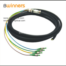 Singlemode Sc Apc Waterproof Optical Cable Pigtail