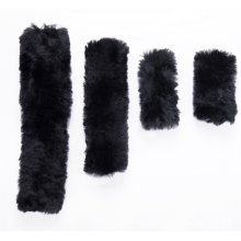 Australia Sheepskin Horse Nose Bands
