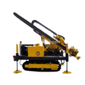 Small Jet Grouting Anchor Bolt Drilling Machine