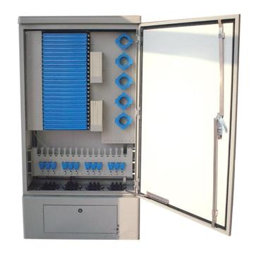 200 Core Fiber Indoor Optic Distribution Cabinet