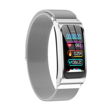 Smart bracelet AK12 Men Women IP68 Waterproof Blood Pressure menstrual cycle monitor Fitness Tracker Sport Wristband Smart band