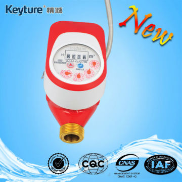 Wired Remote Valve Control AMR Heat Meter