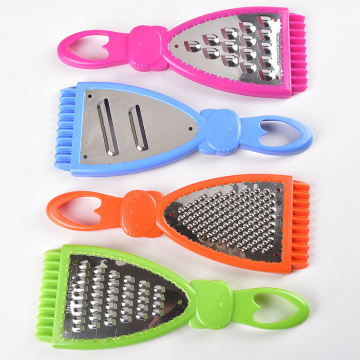 stainless steel vegetable grater set for cheese