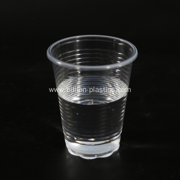 Plastic Clear Tea Cup