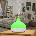 Wood Grain Base Automatic Scent Fragrance Diffuser