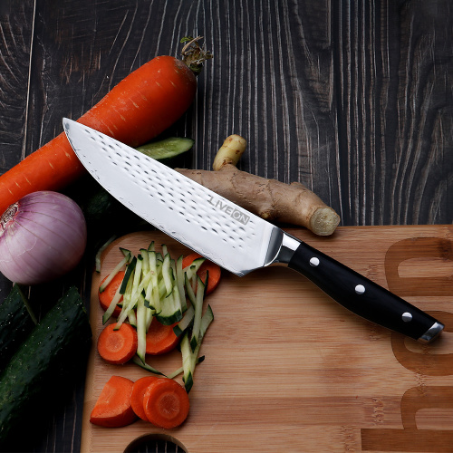 8 inch Kitchen Japanese Damascus Chef Knife