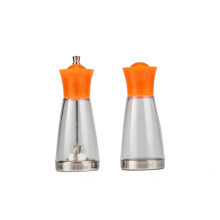 2-Piece Salt & Pepper Shakers Cruet Set