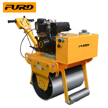 Small Vibrating Hand Compactor Road Roller