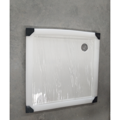 Artificial stone bathroom shower tray