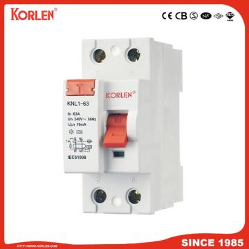 Residual Current Circuit Breaker For Building