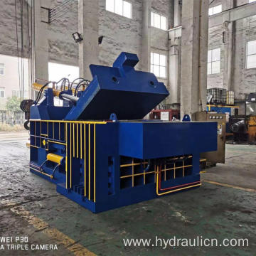 Hydraulic Ferrous And Non-ferrous Heavy-duty Scraps Metal Baler