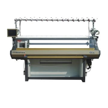 Computerized Flat Knitting Machine For Sweater-14G