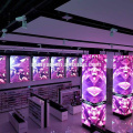 Indoor LED display module full color video screen