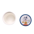 800ml 30oz plastic iml container with lid