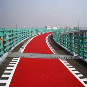 Customized Color Resin Road