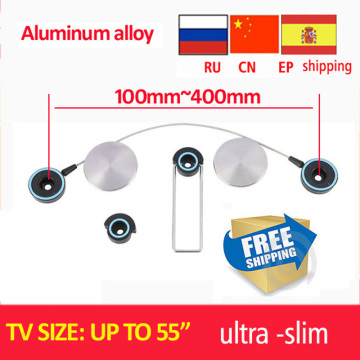 LED-100M free shipping aluminum alloy ultra Slim LED Bracket 15