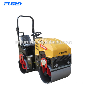 1 Ton Road Construction Machine Fyl-880 Road Roller for Sale