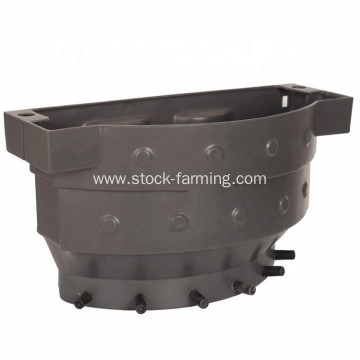 dairy farm equipment calf feeding bucket 6 teats