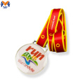 Race finisher medals for running events