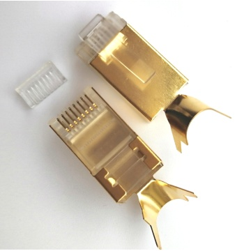 Factor wholesale RJ45 plug CAT7