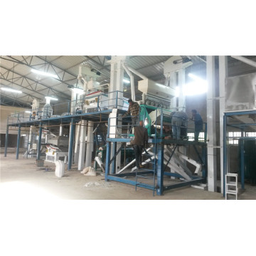 Green Mung Bean Seed Processing Machine