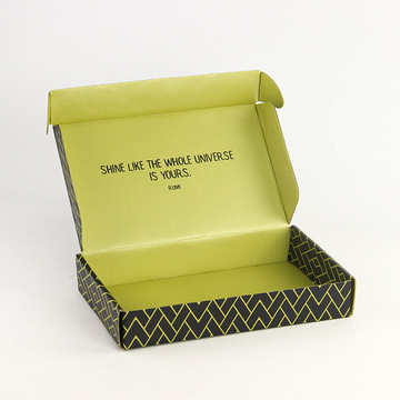 Shipping Mailing Boxes Wholesale Different Sizes Colorful Printing Corrugated Cardboard Custom Mailer Box