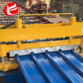 Roof sheet metal panels roof forming machine