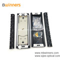 Outdoor Fiber Optic Splice Termination Enclosure 2 In 2 Out