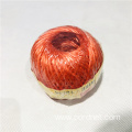Promotion Red 1mm PP Twist Twine With Agricultural