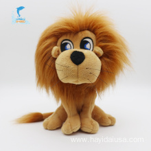Plush Toy Lion With Repeat Talking Voice