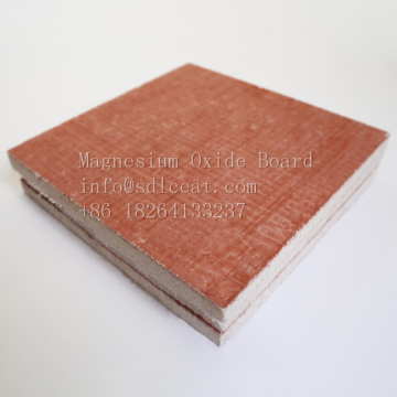 Exterior Use Fireproof MGO Board for Prefabricated Wall