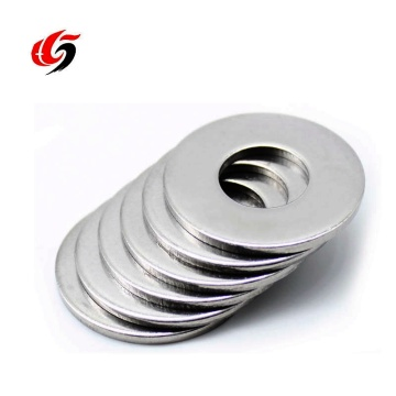 stainless steel Custom flat washer large plain washer fender washer