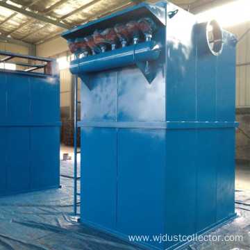 Customized Mc-Type Pulse Valve Bag Dust Collector