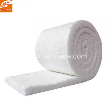 High Temperature Insulation Material ceramic fiber blanket