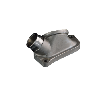 Casting Steel Exhaust Pipe Component for Automobiles