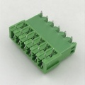 PCB board to board wire bent pins terminals