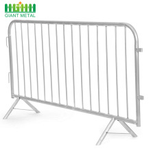 Used Concert Metal Street Bollards Crowd Control Barrier