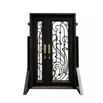 Square Top Exterior Door