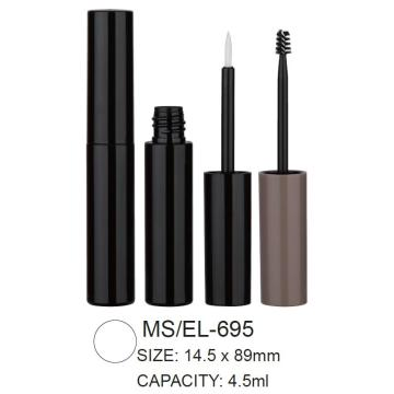 Plastic Cosmetic Round Mascara/Eyeliner Container