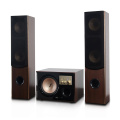 Double mini bluetooth subwoofer speaker
