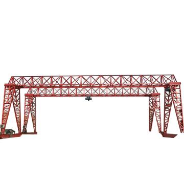 A Type 5Ton Single Beam Electric Gantry Crane