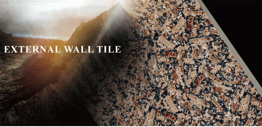 exterior wall tile for sale