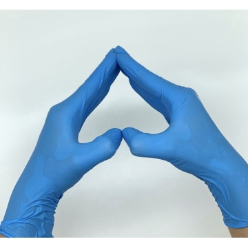 Disposble Anti-infective Nitrile Gloves