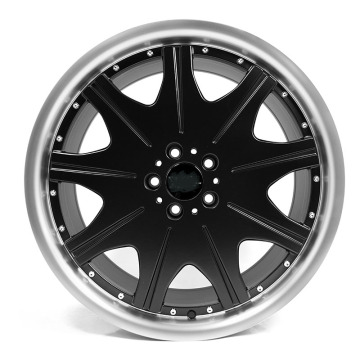 Gloss Black 19inch alloy wheel Replica