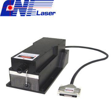 Yellow Solid State High Power Laser